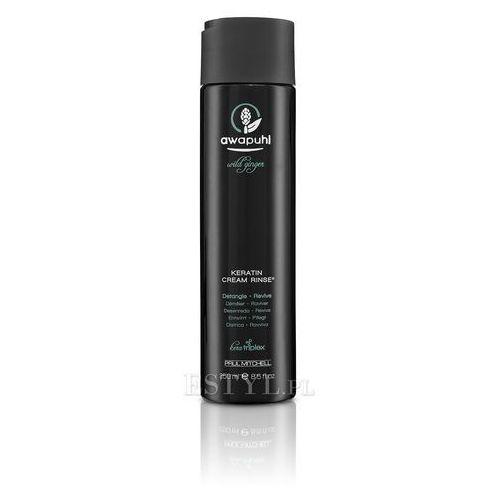 Awapuhi Keratin Cream Rinse - keratynowa odżywka wzmacniająca 250ml, produkt marki Paul Mitchell