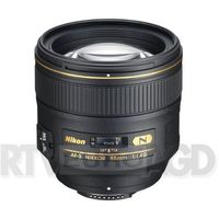 Nikon AF-S Nikkor 85 mm f/1,4G - produkt w magazynie - szybka wysyłka!