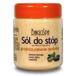 Sól do stóp RELAKS p/grzybicy i pęk.naskórka - - 550 g, towar z kategorii: Pozostałe kosmetyki do dłoni
