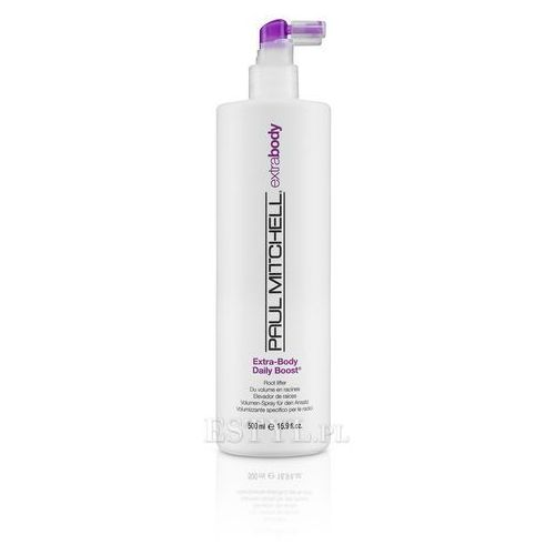 Paul Mitchell Extra Body Daily Boost - spray unoszący włosy od nasady 500ml - z kategorii- pozostałe kosmetyki do włosów