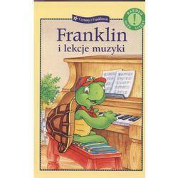 Franklin i lekcje muzyki, książka w oprawie broszurowej