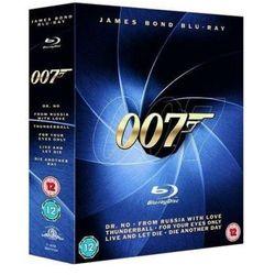 Film IMPERIAL CINEPIX 007 James Bond Kolekcja (6 Blu-ray) z kategorii Filmy przygodowe