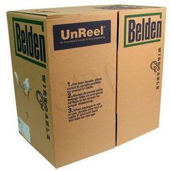 Kabel U/UTP Belden ( kat.5e PVC 305m drut biały AWG 24 ), kup u jednego z partnerów