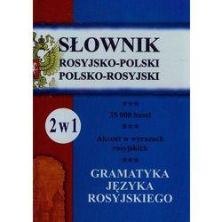 Słownik rosyjsko-polski, polsko-rosyjski + gramatyka 2 w 1 - Wysyłka od 3,99 - porównuj ceny z wysyłką, p