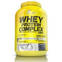 Izolat białka Whey Protein Complex 100% 2200g Truskawka Olimp (: )
