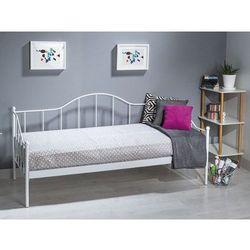 Łóżko dover biały marki Signal meble