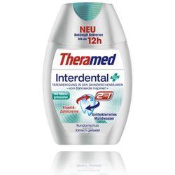 THERAMED INTERDENTAL 2W1 PASTA ŻEL DO ZĘBÓW 75ML DE z kategorii Pasty do zębów