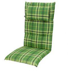 poduszka na fotel premium, z paskami marki Doppler