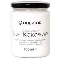 Odertor manufaktura Olej kokosowy extra virgin 500 ml nierafinowany