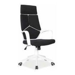 Fotel Q-199 czarno-biały - ZADZWOŃ I ZŁAP RABAT DO -10%! TELEFON: 601-892-200