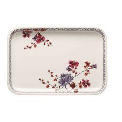 Villeroy & boch - artesano provencal lavender baking dishes prostokątny półmisek/pokrywka do zapiekania