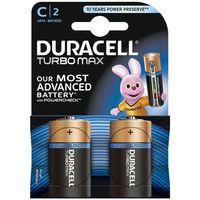 Bateria DURACELL Turbo Max C/ LR14 2 szt.