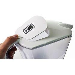 Dzbanek  premium 3,8 l biały + wkład b100-5 + darmowy transport!, marki Aquaphor