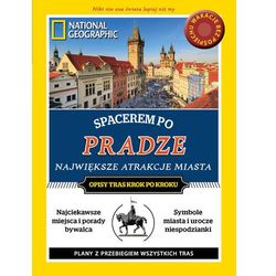 National Geographic Przewodnik Spacerem po Pradze (kategoria: Pozostałe książki)