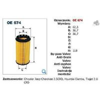 Filtr oleju OE 674 (5904608006745)