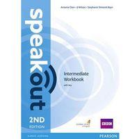 Speakout 2ed Intermediate Workbook with key-mamynastanie,wyślemyjuż....