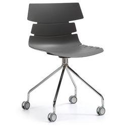 Laforma :: krzesło biurowe pulmak szare - z ekspozycji