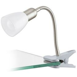 92932 - led lampa z klipem dakar 3 1xe14-led/4w/230v, marki Eglo