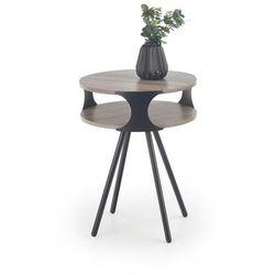 Halmar Designerski stolik kawowy z półką kirby