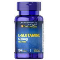 L-Glutamina 500 mg / 100 tab PURITAN'S PRIDE