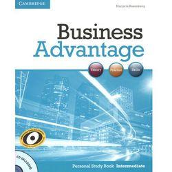 Business Advantage Intermediate Personal Study Book with Audio CD, rok wydania (2011)
