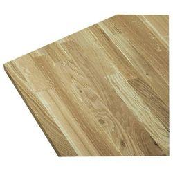 Blat drewniany 37 x 600 x 3000 mm dąb, B-557-LB-BD DA 37