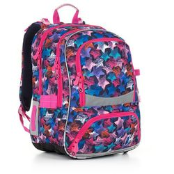 Plecak szkolny Topgal CHI 867 D - Blue z kategorii Tornistry i plecaki