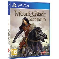 Mount & Blade Warband, gra PlayStation4