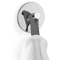 Wieszak łazienkowy na ręcznik Duplo Zack okrągły (40072)