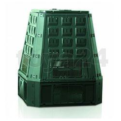 Kompostownik EVOGREEN 600l Zielony IKST600Z / IIKST600Z / PROSPERPLAST - ZYSKAJ RABAT 30 ZŁ, towar z kategorii: Kompostowniki