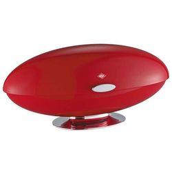 Wesco Pojemnik na pieczywo space master czerwony (4004519072646)