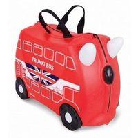 Walizka trunki autobus jeżdżąca + darmowy transport! marki Trunki - walizeczki i akcesoria