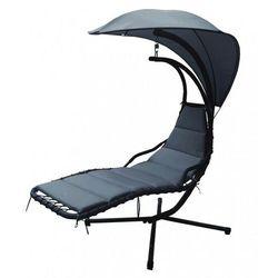 Fotel bujany huśtawka lea - 2 kolory marki Saska garden