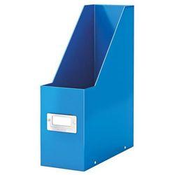 Leitz Pojemnik na dokumenty wow a4/10cm 6047-36 niebieski