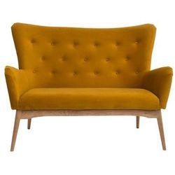 Maduu studio Sofa semia 2 gr3 tkaninowa modern house bogata chata