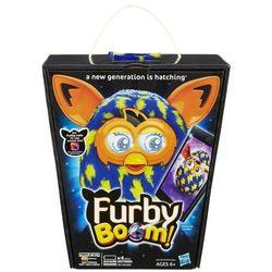 Furby Boom Sunny niebieski w żółte pioruny