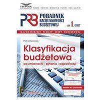 Klasyfikacja budżetowa po zmianach - pytania i odpowiedzi - Piotr Wieczorek, książka z kategorii Prawo, akt