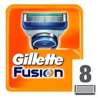 Gillette Fusion Fusion zapasowe ostrza (Spare Blades) 8 Ks