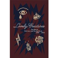 Nick Cave, The Bad Seeds - LOVELY CREATURES - THE BEST OF (1984-2014)(3CD+DVD+BOOK) - LIMITED