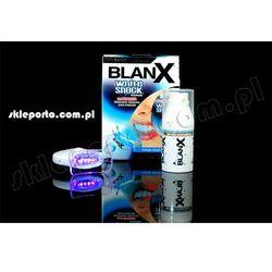 BLANX WHITE SHOCK SYSTEM LED Bite system wybielający zęby - wybielanie zębów (lek środki do wybielania z�