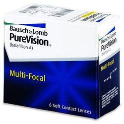 PureVision Multi-Focal z kategorii Soczewki kontaktowe