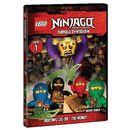 Galapagos Lego ninjago, turniej żywiołów, część 1 (odcinki 35-39)