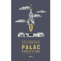 Pałac. Biografia intymna - Dostawa zamówienia do jednej ze 170 księgarni Matras za DARMO