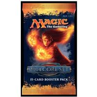 Booster magic 2014 core set marki Brak danych