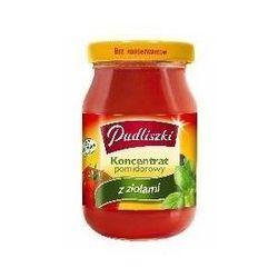 Koncentrat pomidorowy z ziołami 200 g Pudliszki (5900783002794)