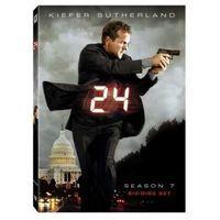 24 godziny, sezon 7 (DVD) - Robert Cochran, Joel Surnow (5903570139611)