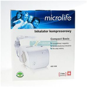 INHALATOR MICROLIFE NEB100 B (4719003621056)