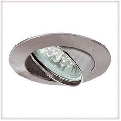 Oprawy wbudowywane Premium Line LED 3x1W GU10 żelazo satyn. - z kategorii- pozostałe oświetlenie
