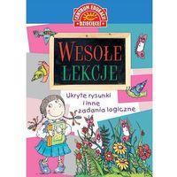 Wesołe lekcje. Ukryte rysunki i inne zadania logiczne + zakładka do książki GRATIS, Centrum Edukacji Dziec