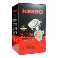 Kimbo - Espresso Senseo 18 saszetek 125g, KIM.ESPR.SENSEO.18.S